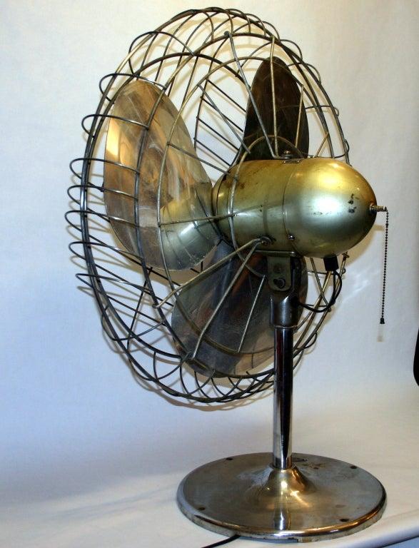 Vintage Industrial Duty Fan image 4