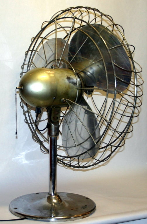 Vintage Industrial Duty Fan image 5
