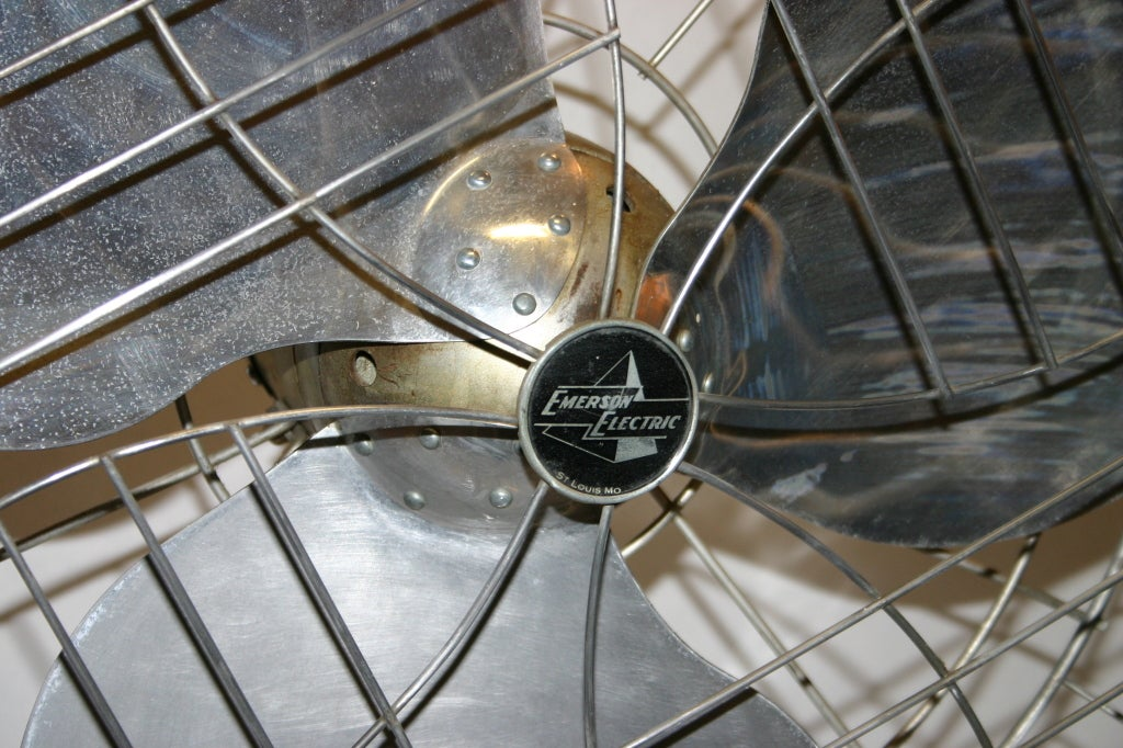 Vintage Industrial Duty Fan image 6