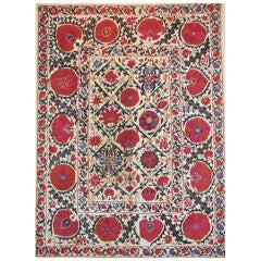 Suzani (embroidery) from Uzbekistan