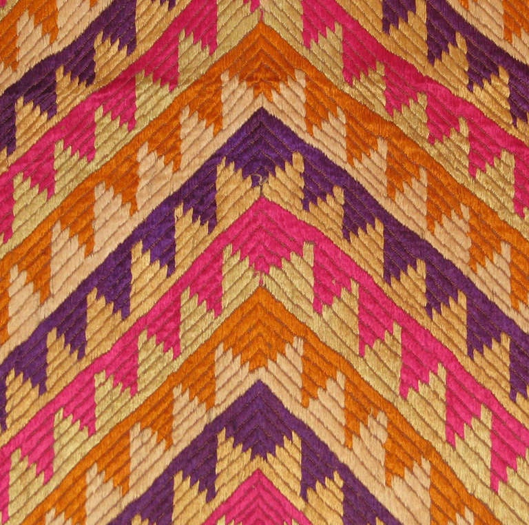 Crostitch In Handicrafts Of India Punjab