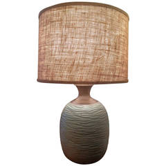 Large Ceramic Lamp