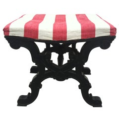 19th Century Wooden Stool