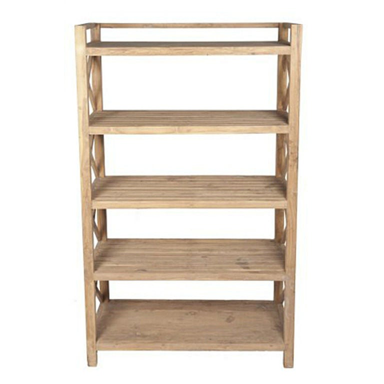 Id - Wooden Shelves