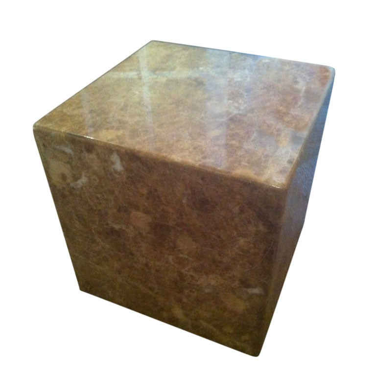 Square Marble Plinth For Sale at 1stdibs