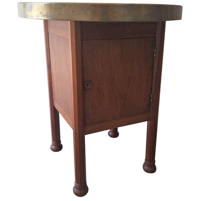 English arts and crafts side table at 1stdibs for Arts and crafts side table