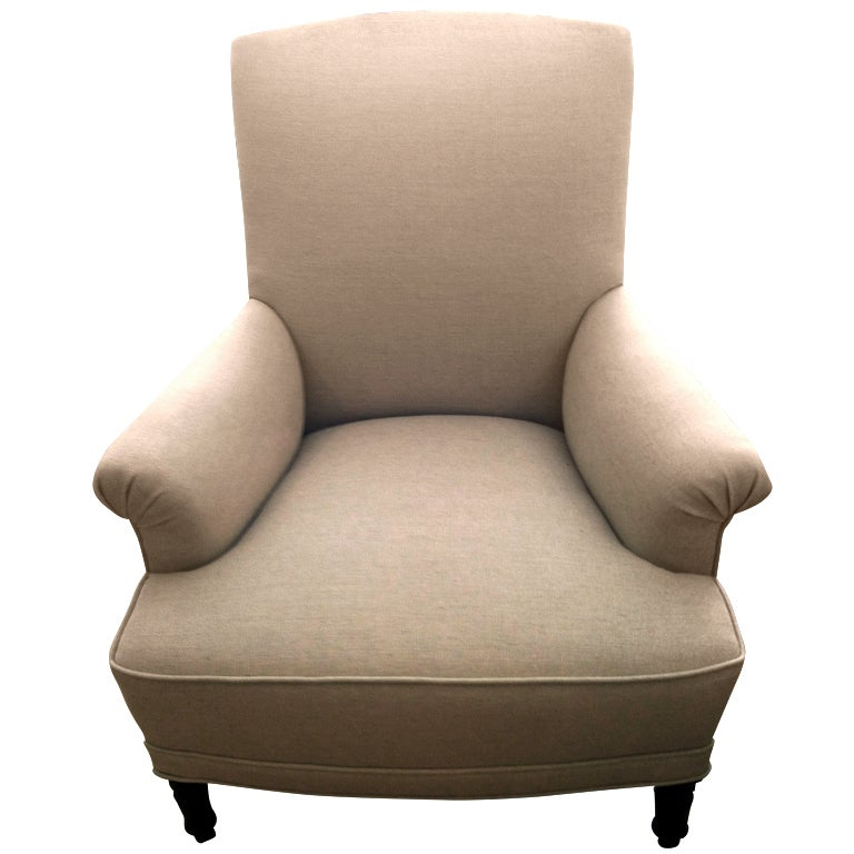 French Napoleon III Chair For Sale