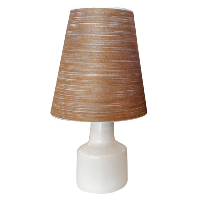 this mid century lamp with original shade is no longer available. Black Bedroom Furniture Sets. Home Design Ideas