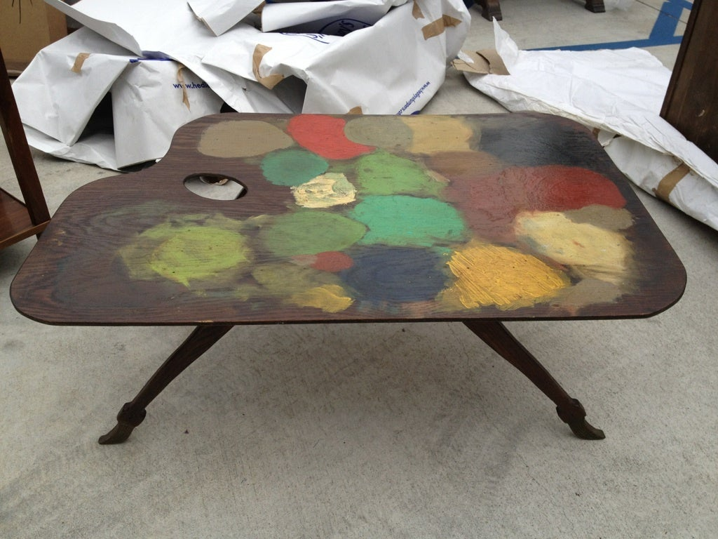 Face Painters Table and Chair Set