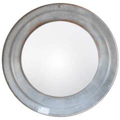 Galvanized Mirror