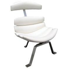 1950 S Angular Grey Silk Velvet Sofa At 1stdibs