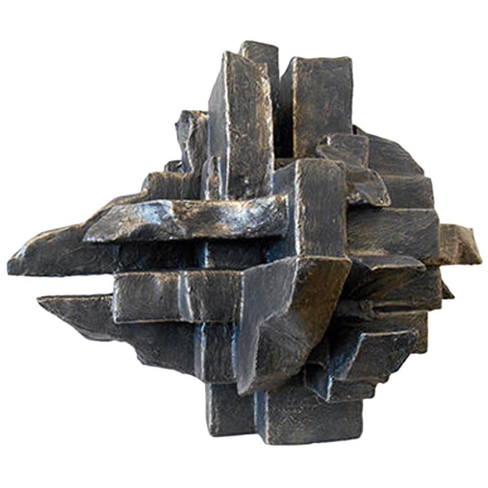 """""""Interzone"""" Freestanding Sculpture by Dan Schneiger"""