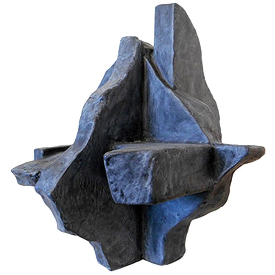 """""""New Dawn Fades"""" Freestanding Sculpture by Dan Schneiger"""