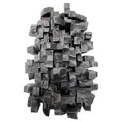 """Transmission"" Wall Sculpture by Dan Schneiger"