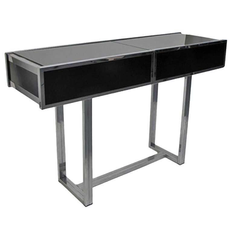 Expandable console table bar at 1stdibs - Expandable console tables ...