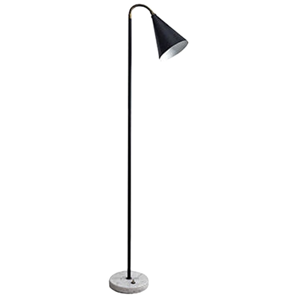 this vintage arteluce style floor lamp is no longer available. Black Bedroom Furniture Sets. Home Design Ideas