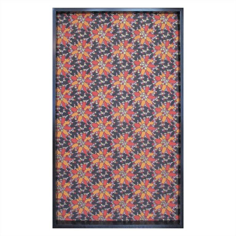 floral wallpaper panels - photo #20