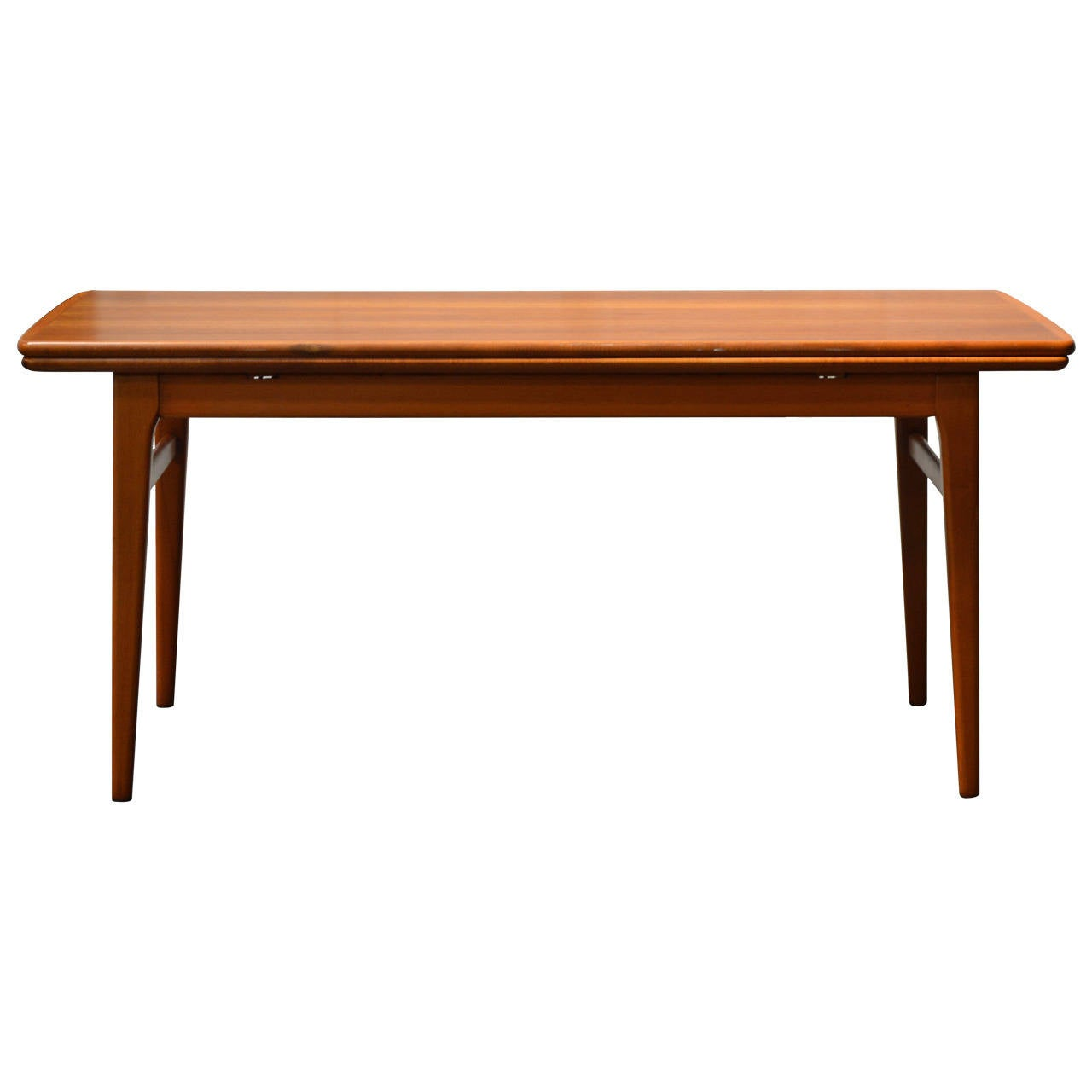 Swedish mid century expandable adjustable height coffee for Tall coffee table