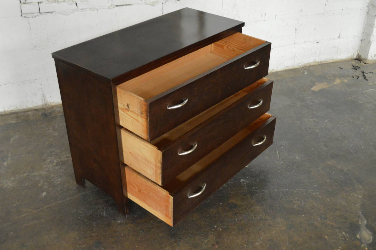 Mid-20th Century Swedish Modern Mid-Century Chest of Drawers For Sale