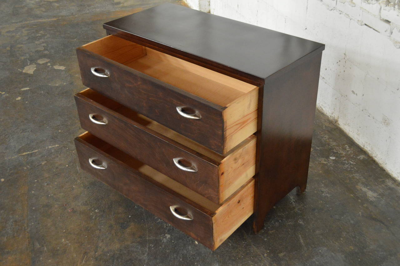 Swedish Modern Mid-Century Chest of Drawers For Sale 1