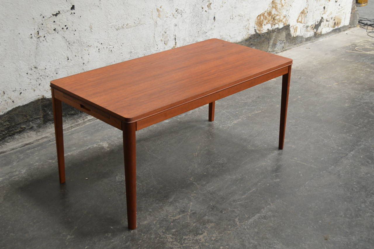 "Expandable Coffee Tables Midcentury Modern Expandable ""aristokrat"" Coffee Tablefolke"