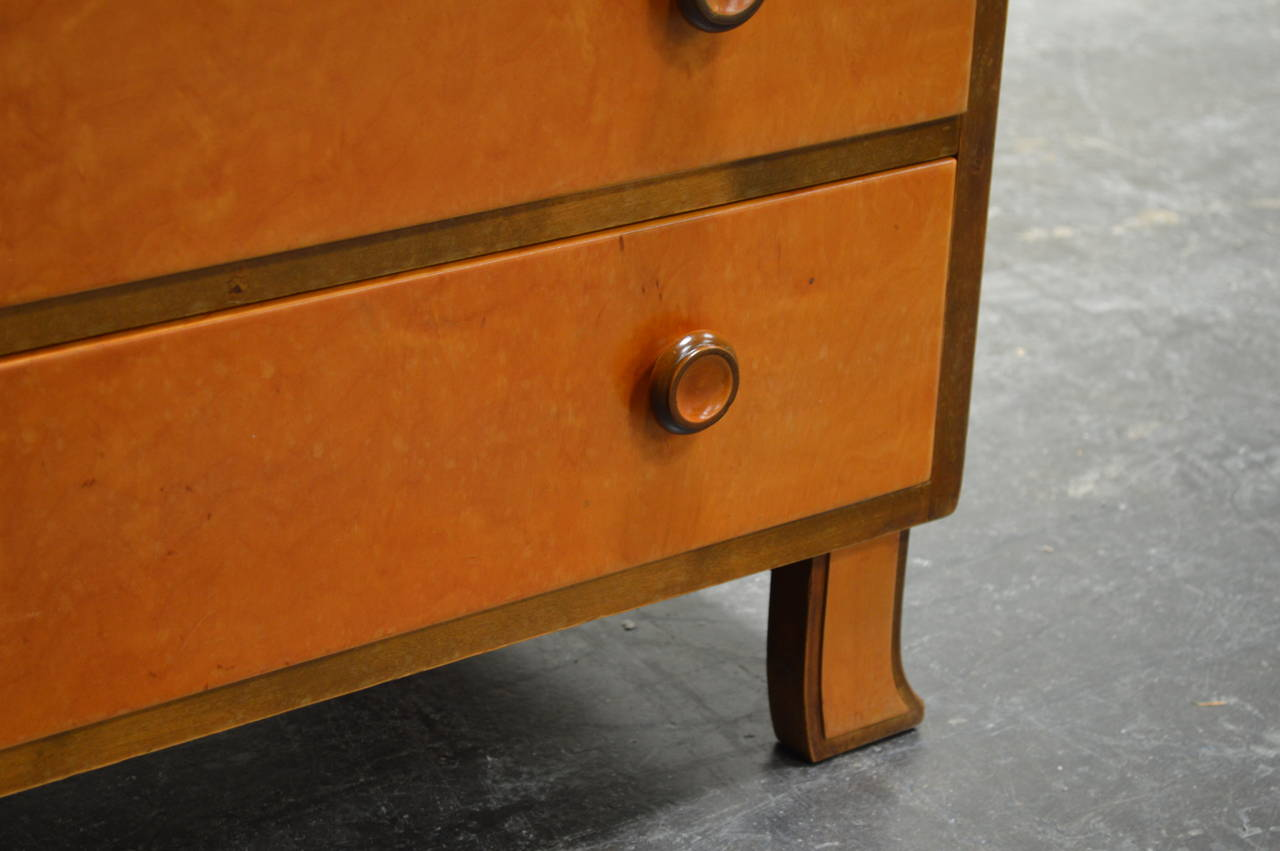 Swedish Art Deco Chest of Drawers 3