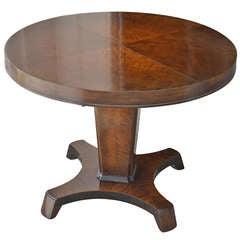 Swedish Art Deco Adjustable End or Side Table