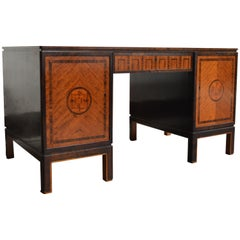 Carl Malmsten Swedish Grace Executive Desk