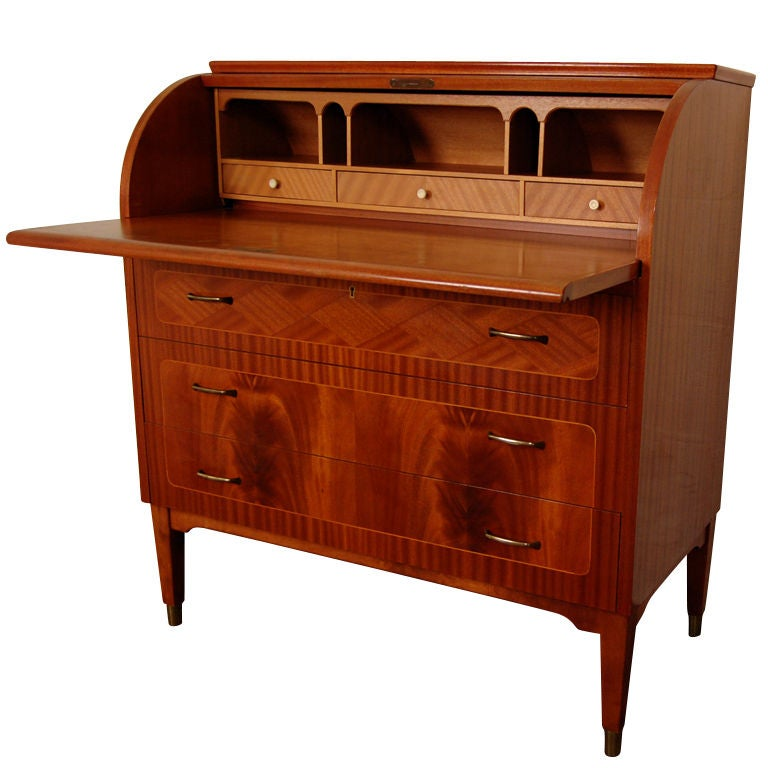 secretary writing desk