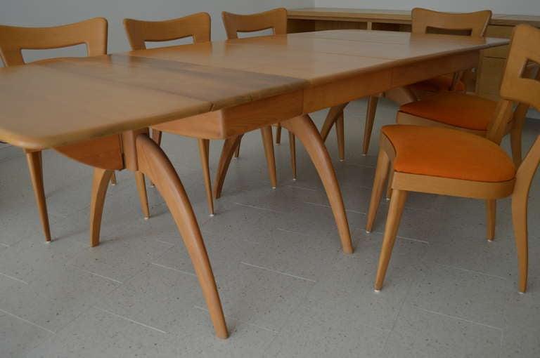 Heywood wakefield dining room set