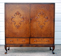 Swedish Neoclassical Revival Storage Cabinet