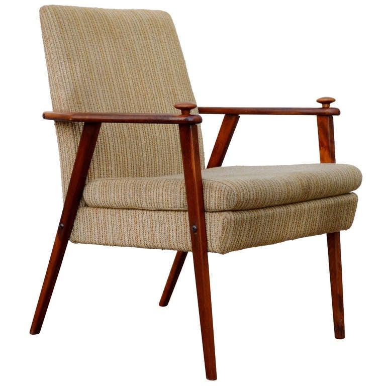 swedish mid century modern side chair at 1stdibs. Black Bedroom Furniture Sets. Home Design Ideas