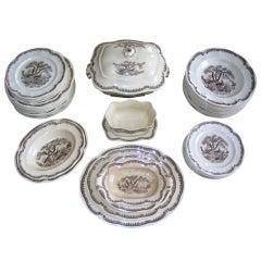 Vintage Swedish China Dinnerware