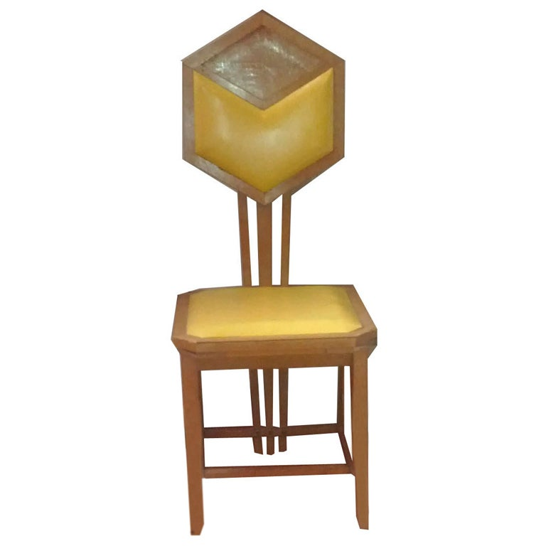 Frank Lloyd Wright Quot Peacock Quot Chair At 1stdibs