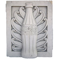 Coca Cola Architectural Fragment