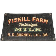 Fiskill Farm Sign