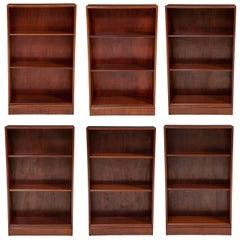 Frits Henningsen Open Bookcases