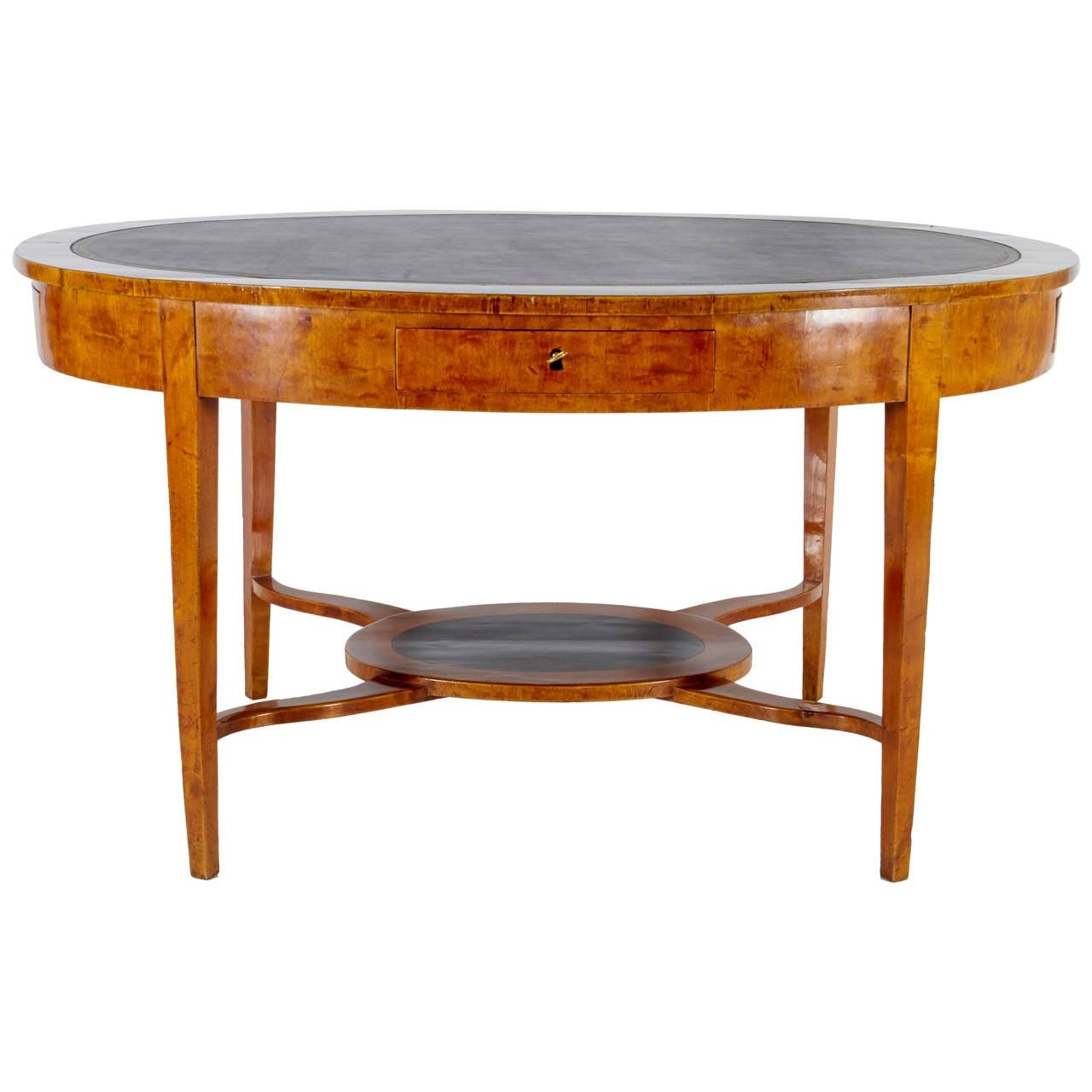 Good Swedish Karl Johan Center Table For Sale At 1stdibs