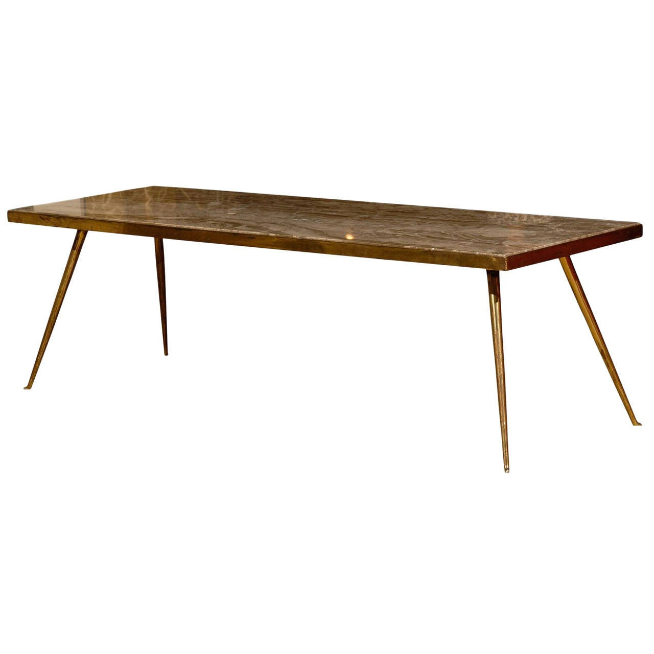 Mid century modern coffee table at 1stdibs - Modern table ...