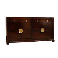 Restored Mahogany Six Drawer Chest by Albert of Shelbyville