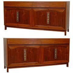 Fantastic John Keal for Brown Saltman Credenza