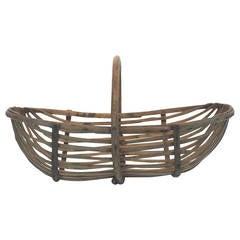 Bentwood Harvest Basket