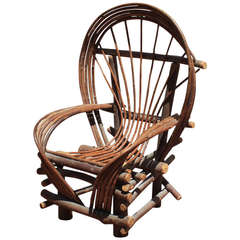 Child's Twig Chair