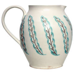 1950s Poole Pottery Pitcher