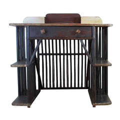 Early 20th Century Rustic Desk