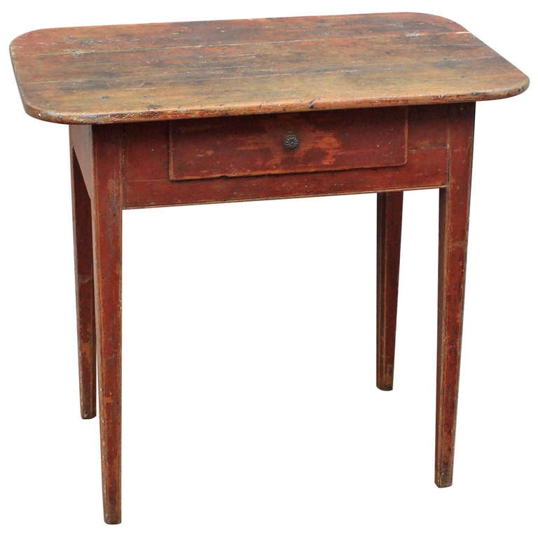 New england painted server table circa 1825 at 1stdibs for Furniture 1825
