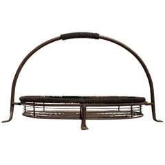 Iron Wire Serving Basket