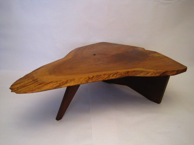 Persian Walnut Coffee Table By George Nakashima Image 7