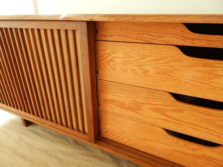 Floor Cabinet by George Nakashima 4