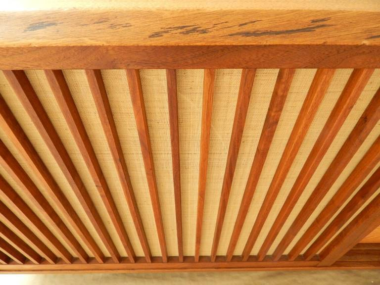 Floor Cabinet by George Nakashima 5